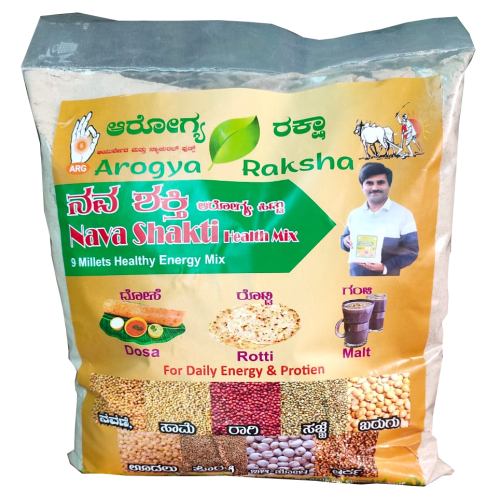 9 Millets Healthy Energy Mix