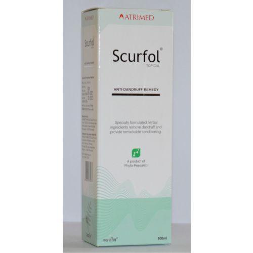 Scurfol lotion
