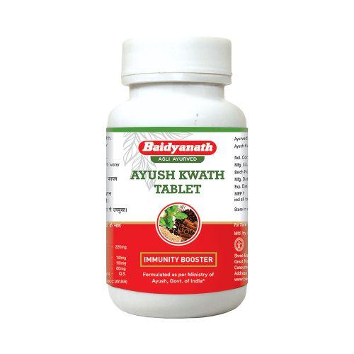 Ayush Kwatha tablets