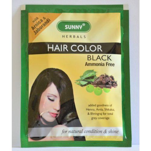 Hair Color Black 10gm