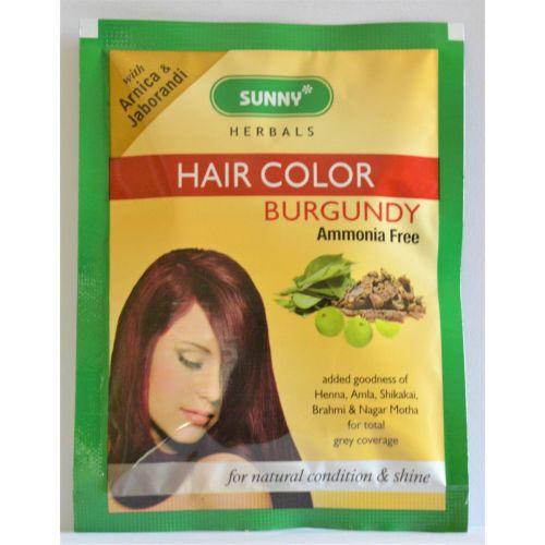 Hair Color Burgundy 10gm