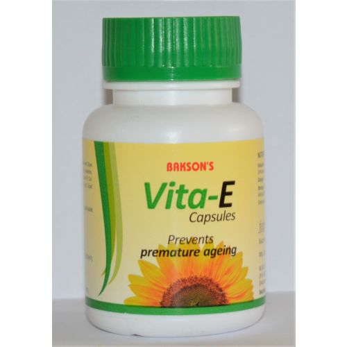 Vita-E capsules