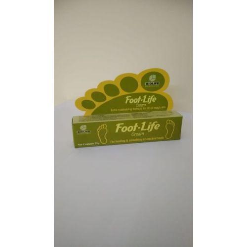 Foot life cream