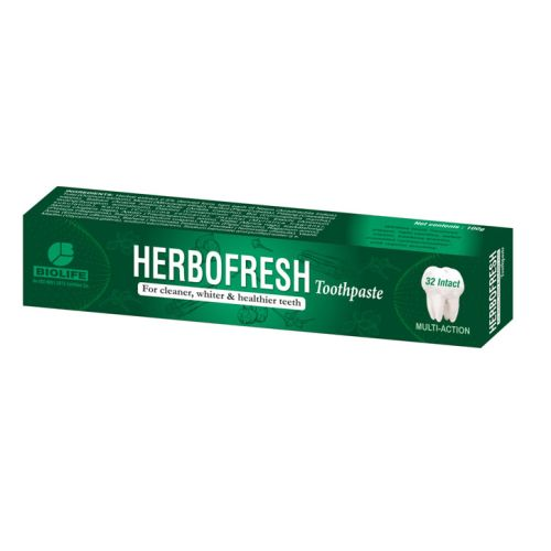 Herbo Fresh Tooth paste