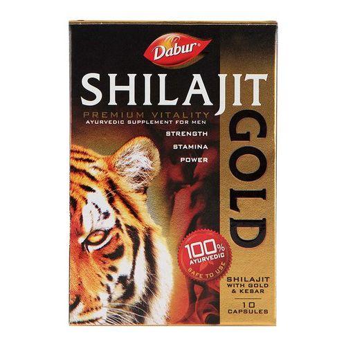 SHILAJIT WITH GOLD AND KESAR