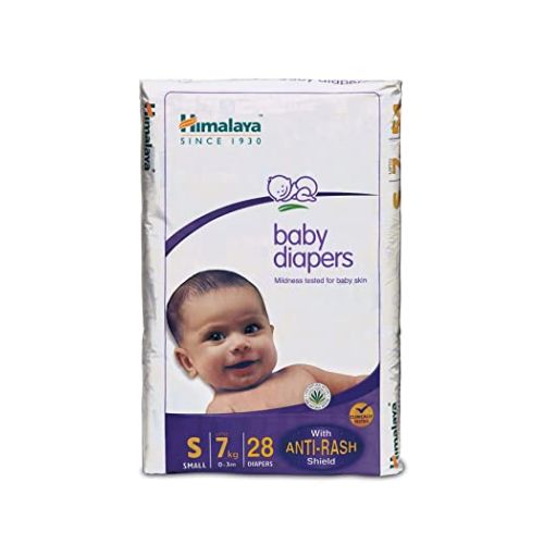 Baby diapers Small