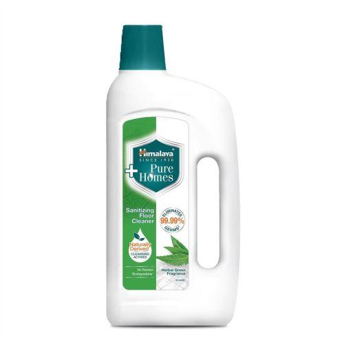 Pure Homes Sanitizing Floor Cleaner(Herbal Green) - 1ltr