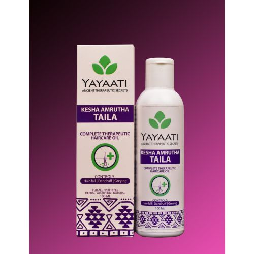 Yayaati Hair Oil (Kesha amrutha)