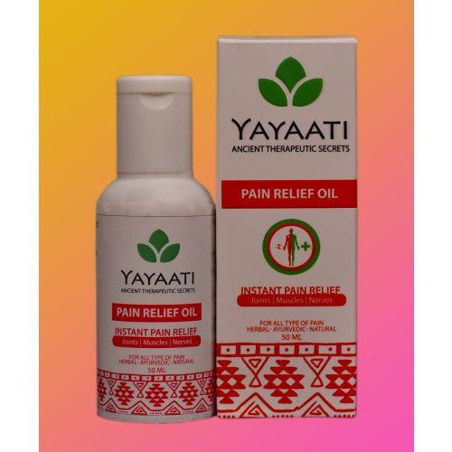 Yayaati Pain Relief  Oil