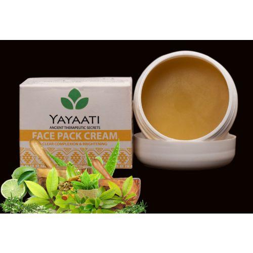 Yayaati Face Pack Cream