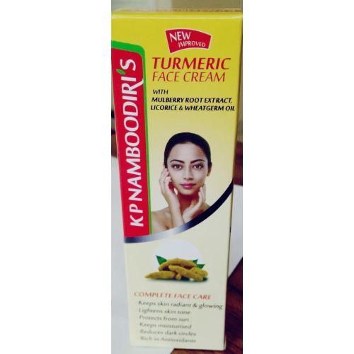 Turmeric Face Cream