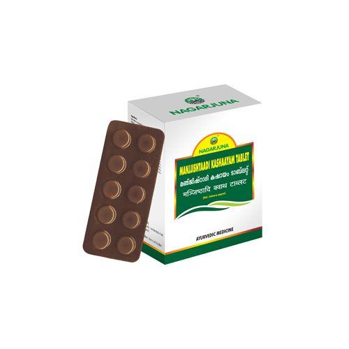 Manjishtaadi Kashayam Tablet