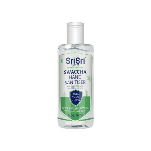 Swaccha Hand Sanitizer Aloe Fresh 130ml