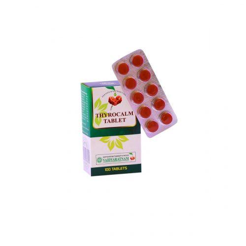 Thyrocalm Tablets