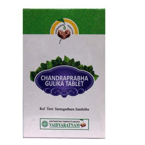 Chandraprabha Gulika Tablet