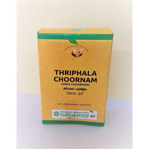 Thriphala Choornam (vara choornam)