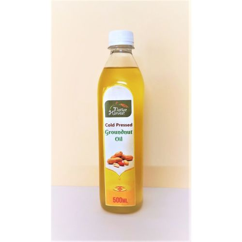 Groundnut Oil (Cold Pressed) 500ML