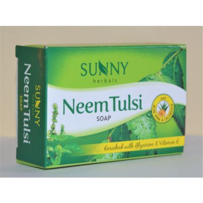 Neem Tulasi soap
